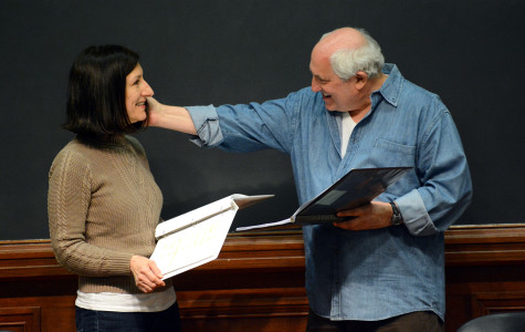 Take Back the Night organizes staged reading of 'The Lake,' facilitates discussion