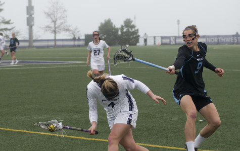 Lacrosse: Wildcats can't put away Blue Jays in double overtime
