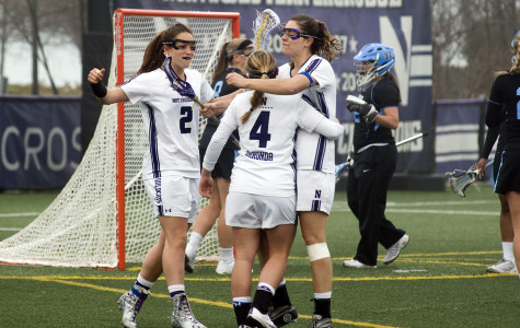 Lacrosse: Northwestern gears up to host ALC Tournament, take on Vanderbilt