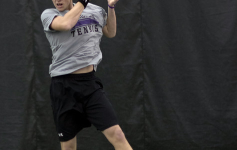 Men's Tennis: Wildcats look to get out ahead against weekend opponents