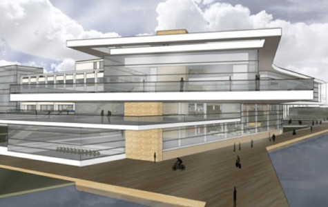 NU chooses architect to design new student center