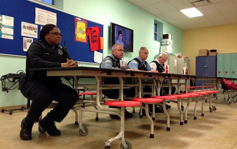 Chicago, Evanston police collaborating to combat violence near Chicago-Evanston border