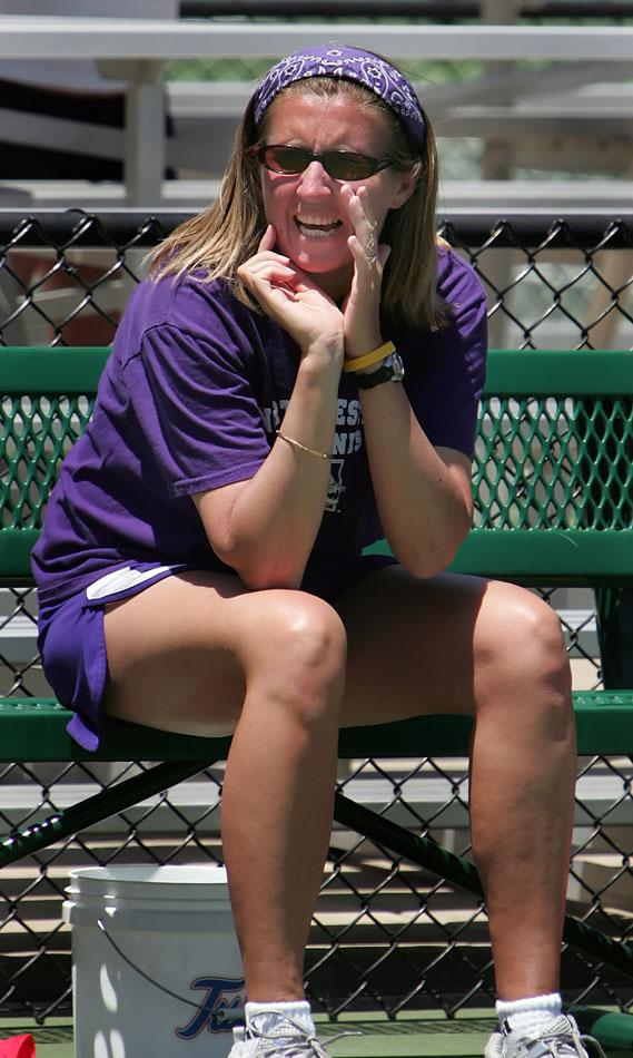 Claire Pollard has made her mark at Northwestern. The women's tennis head coach has led her team to a Big Ten regular season or tournament title 14 of the last 15 years.