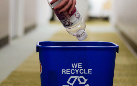 City looks to raise recycling rate of businesses, apartments