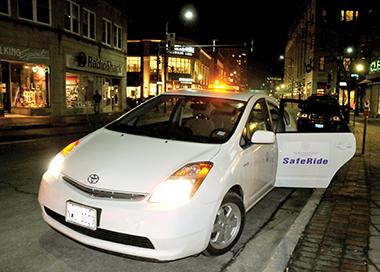 Evanston officials say SafeRide was never in danger of being shut down for violating city codes. The University said Tuesday it learned SafeRide might have violated a city ordinance if it continued to provide rides between off-campus sites.
