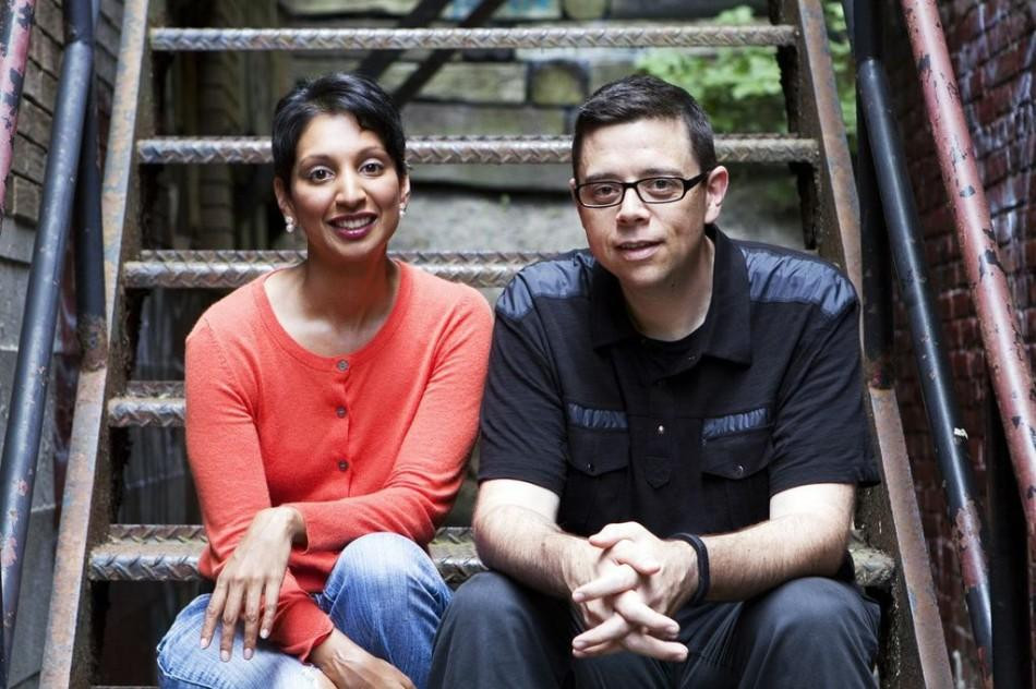 Medill+alumna+Gita+Pullapilly+and+her+husband+Aron+Gaudet+have+shifted+from+documentary+filmmaking+to+writing+and+directing+fiction+with+their+newest+project%2C+%E2%80%9CBeneath+the+Harvest+Sky.%E2%80%9D+The+film+screened+April+18+at+the+Tribeca+Film+Festival.