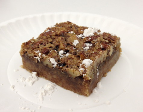 Cooking and Recipes: Maple pecan shortbread squares