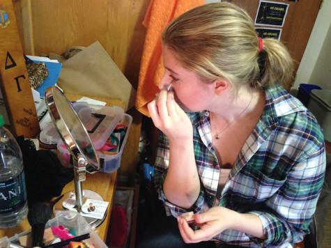 Makeup Mavericks: Sarah Spellings and the basic look