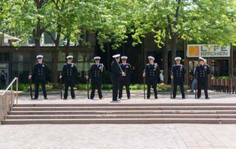 Evanston celebrates Memorial Day