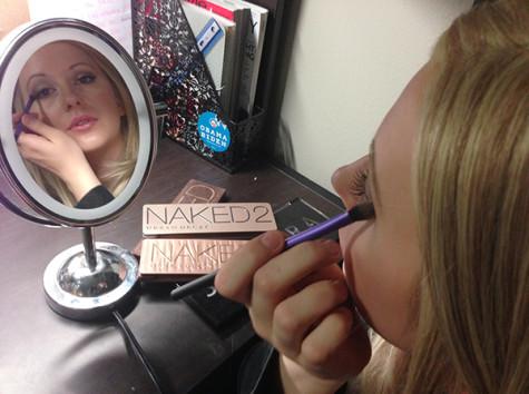 Makeup Mavericks: SESP sophomore Jessica Arnold