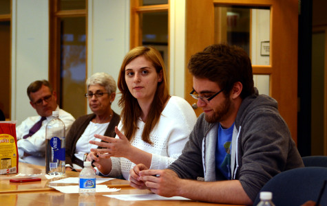 Evanston, Northwestern representatives talk Dillo Day app, new initiatives at Community Conversations event