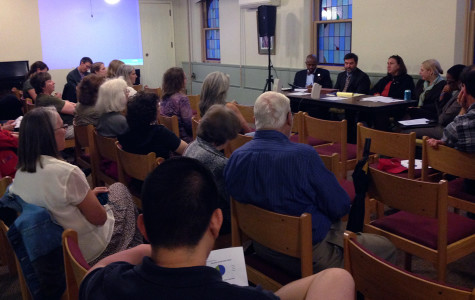 Panel addresses concerns with racial disparities related to drug sentencing