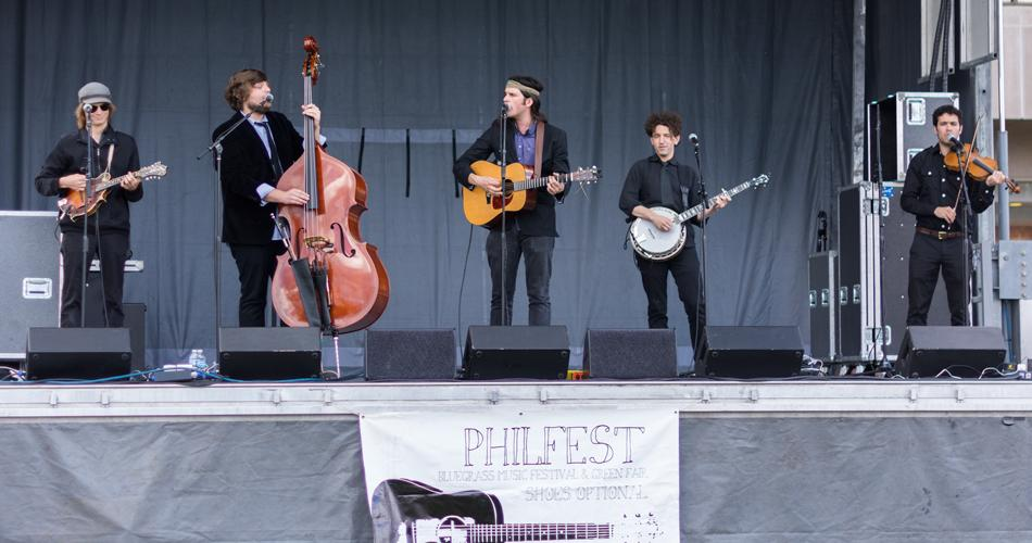 Spring weather, bluegrass concert and activities combine in annual Philfest