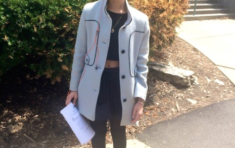 Street Style Inspiration: Crop tops and combat boots
