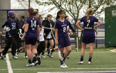 Lacrosse: Northwestern lets 5-goal lead, ALC title slip away against Florida