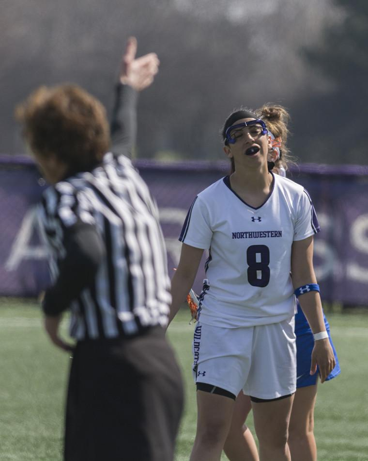 Junior Kara Mupo and the Wildcats fell short of an eighth national championship, falling to Maryland 9-6 Friday in the NCAA Tournament semifinals. Two days later, the Terrapins defeated Syracuse 15-12 to claim the title.