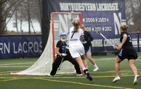 Lacrosse: Northwestern faces Maryland in landmark NCAA semifinal