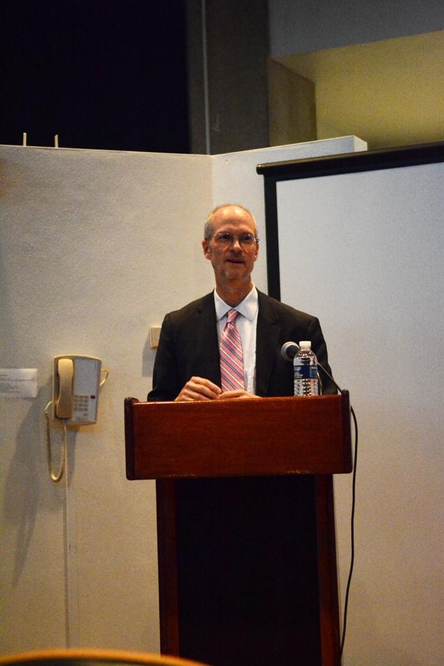 Former ASG president talks student activism