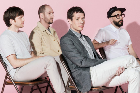 Alternative rock band OK Go will open Dillo Day on Saturday, Mayfest announced on Tuesday.