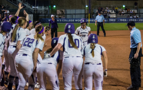 Softball: Wildcats top Spartans in Big Ten Tournament first round