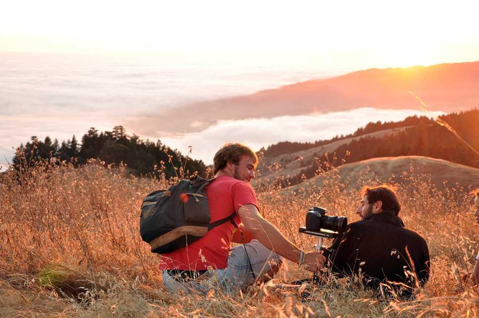 Alums Jesse Swedlund (Communication '13) and Ben Prawer (Communication '12) film their documentary honoring the life of Tyler Lorenzi (McCormick '10). The duo recently completed their film and are in the final fundraising push.