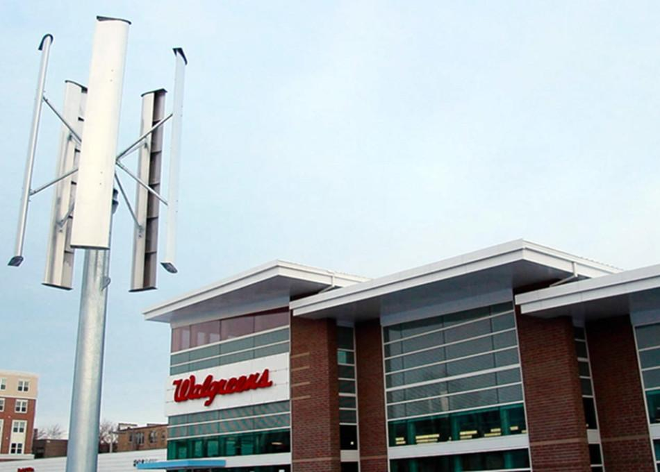 Net-zero Walgreens in Evanston wins sustainability award