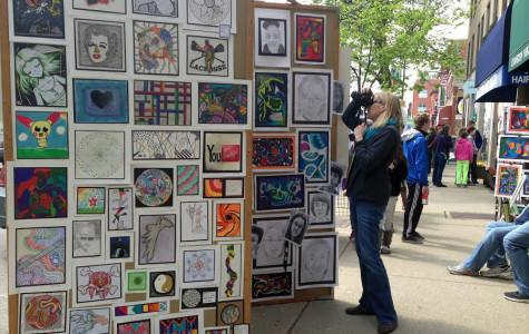 Evanston showcases local youth art at annual festival