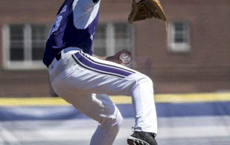 Baseball: Wildcats end season pridefully, taking two of three from Buckeyes
