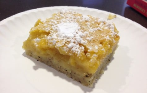 Cooking and Recipes: Lemon-Earl Grey bars