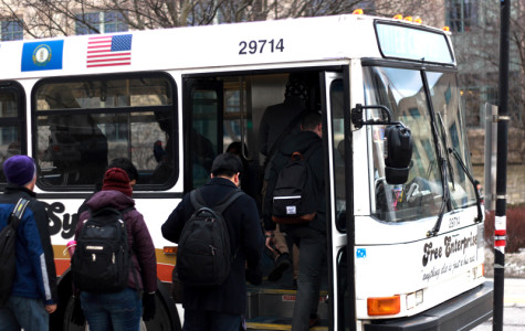 Transportation Advisory Board discusses changes for shuttles, Shop-N-Ride