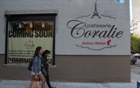 Patisserie Coralie, located at 600 Davis St., is planning to open in the second week of October in the space formerly occupied by Cafe Mozart. The new store is one of two European-inspired bakeries coming to the city in the next few months, along with Beth's Little Bake Shop at 1814 Central St.