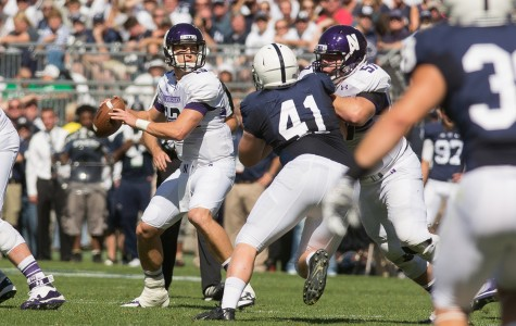 Football: Wildcats muscle their way to improbable victory over Penn State