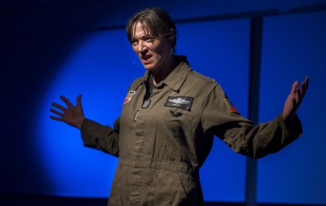 ETOPiA one-woman play explores damage of drone warfare