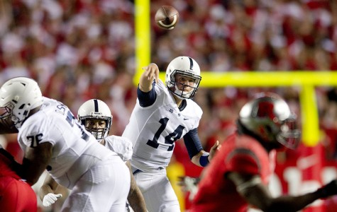 Football: NU to have hands full with Penn State's Hackenberg
