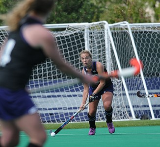 Field Hockey: Stump stomps Maryland in Big Ten opener