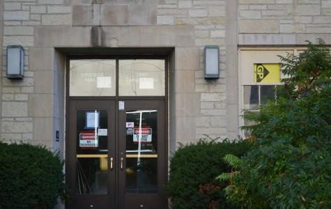 Classes, departments relocate amid Kresge renovation