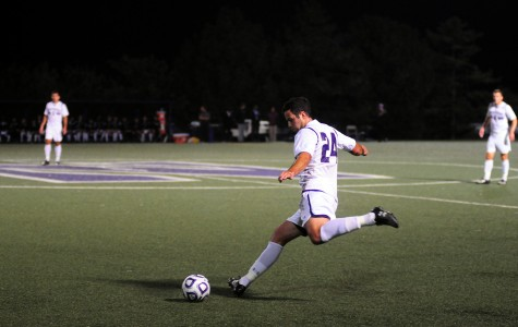 Men's Soccer: Wildcat defense stays strong in win over DePaul