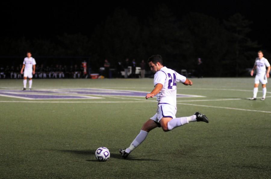 Men's Soccer: Wildcat defense stays strong in win over DePaul