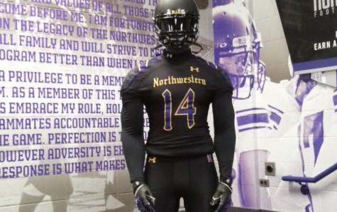 Football: Fitzgerald, players talk Minnesota prep, Northwestern debuts Homecoming uniforms