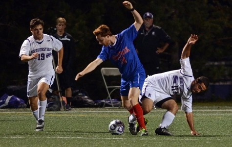 Men's Soccer: Northwestern plays Maryland for the first time