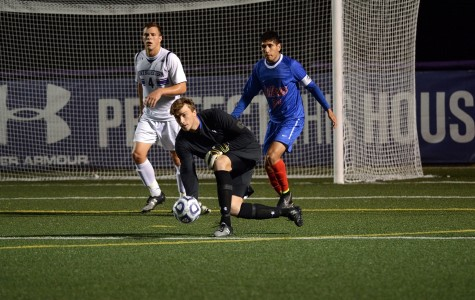 Men's Soccer: Reigning national champions Notre Dame snap Northwestern's six-game winning streak