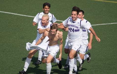 Men's Soccer: Cats pick up first Big Ten win of the season against powerhouse Maryland