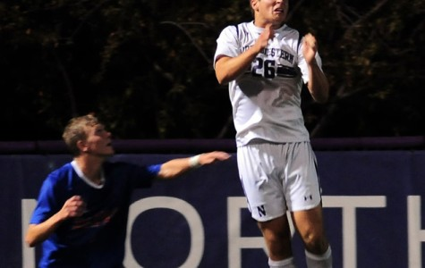 Men's Soccer: Wildcats return home to face Penn State