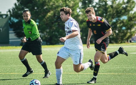 Men's Soccer: Northwestern upset by local rival Loyola Chicago as Big Ten tournament looms