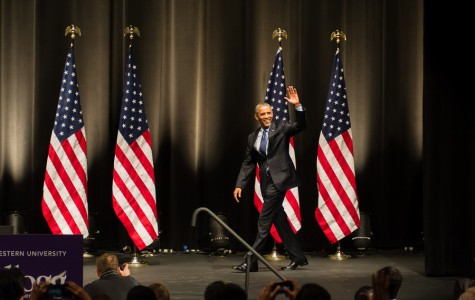 Obama calls on Northwestern's business students to boost nation's economic growth