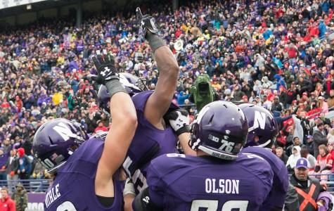 Football: Aggressive coaching leads to two Northwestern touchdowns