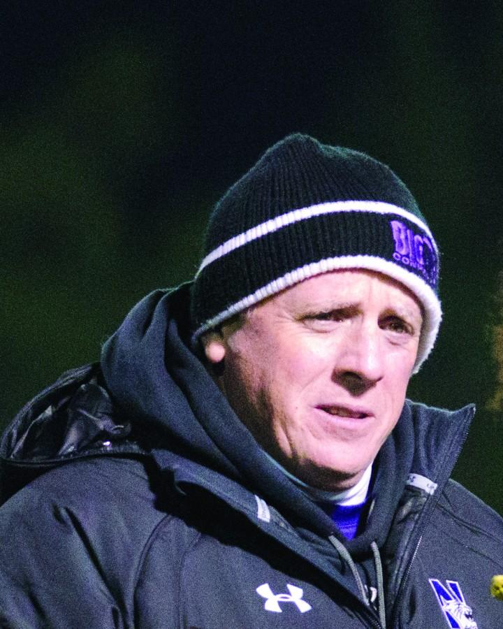Coach+Tim+Lenahan+has+quietly+built+up+men%E2%80%99s+soccer+into+what+he+said+he+believes+is+the+best+men%E2%80%99s+sports+program+at+Northwestern.+Under+his+leadership%2C+the+team+has+recorded+10+consecutive+winning+regular+seasons+and+also+won+the+Big+Ten+Championship+in+2011+and+2012.