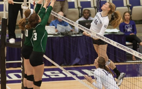 Volleyball: No. 24 Northwestern visits No. 5 Penn State looking for big upset