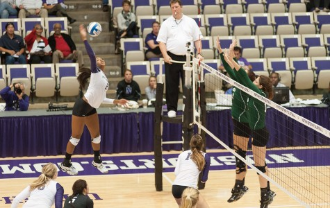 Volleyball: Wildcats drop second straight road game, falling to Ohio State
