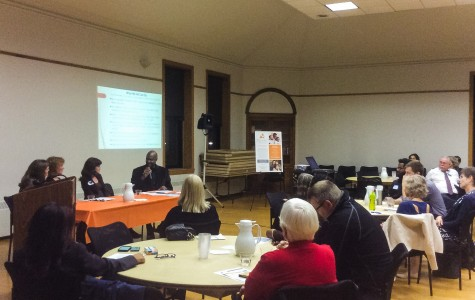 Community members discuss youth violence in Evanston
